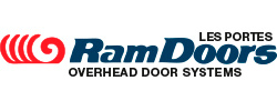 Ram Overhead Door Systems Ltd. Logo
