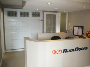 Showroom Front Desk