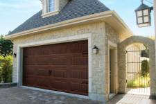 Garage doors; who says they should be dull and boring?